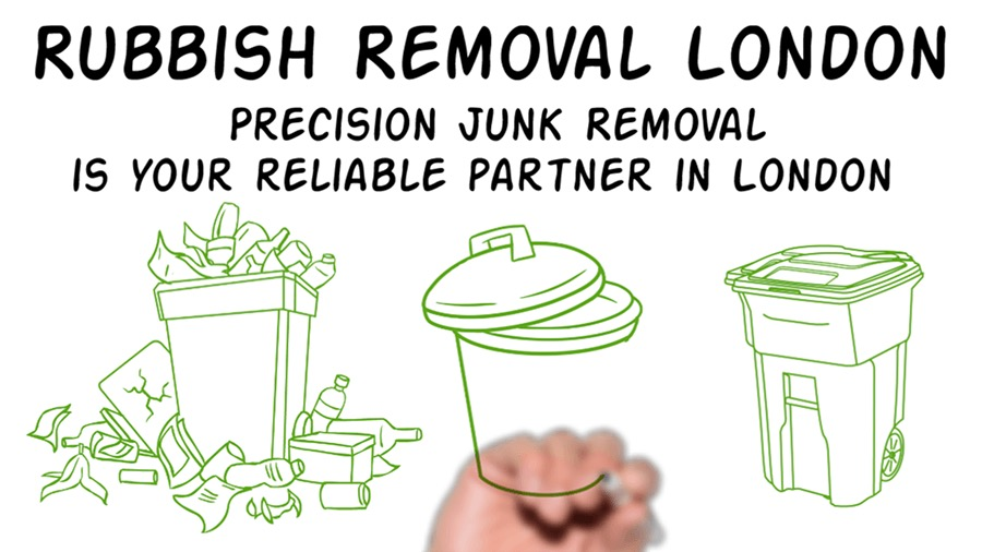 Rubbish Removal London - Household Waste Clearance